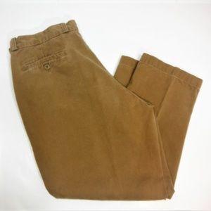 Roundtree & Yorke Mens Heavy Weight Dress Pants